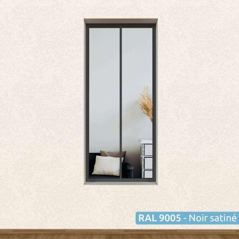 Verrière Atelier gamme L'Original Acier 2 vitrages (Sans vitrage)