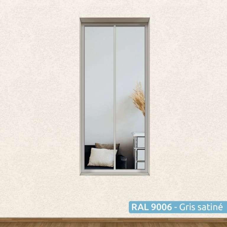 Verrière Atelier gamme L'Original Acier 2 vitrages