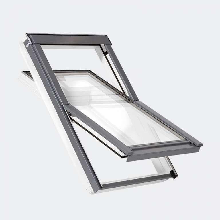 Fenêtre de toit Bois Blanche gamme Access