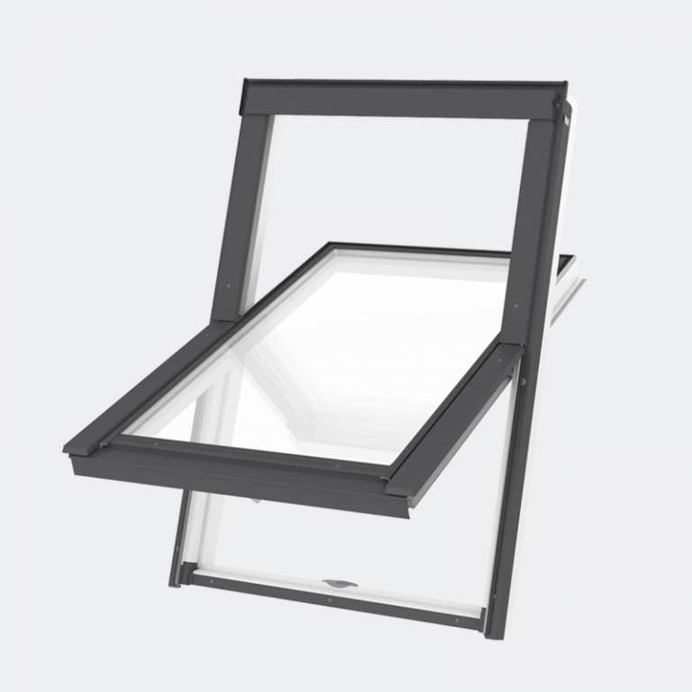Fenêtre de toit Modèle Classique PVC gamme Access