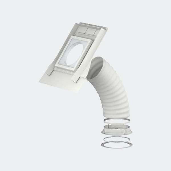 Conduit de lumière flexible sun tunnel VELUX